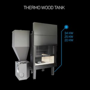 THERMO WOOD TANK 20:25:34:KW