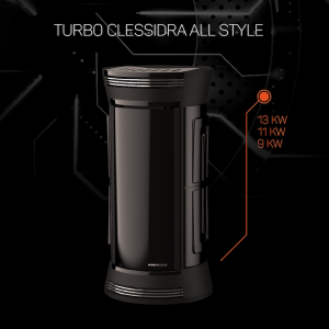 TURBO CLESSIDRA ALL STYLE 9:11:13:KW