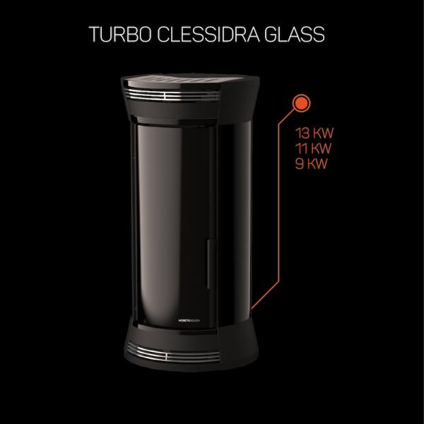 TURBO CLESSIDRA GLASS 9:11:13:KW