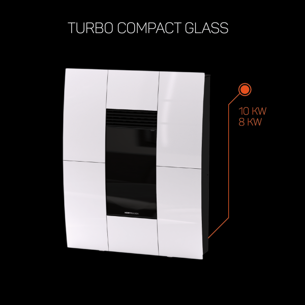 TURBO COMPACT GLASS 8:10:KW