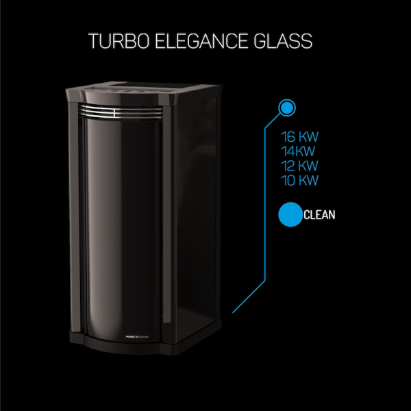 TURBO ELEGANCE GLASS 10:12:14:16:KW