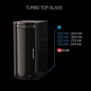 TURBO TOP GLASS 18,3:22,0:25,0:30,0:KW